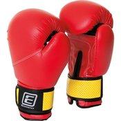 Energetics BOXING GLOVE PU TN, boksarske rokavice, rdeča