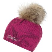 Eisbär Rumer Fur Crystal Womens Black/Pink/Light Pink