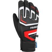 Reusch THUNDER R-TEX XT, moške smučarske rokavice, črna
