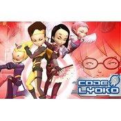 Code Lyoko - Laboratorija i figure D?eremi i Aelita SB3089061