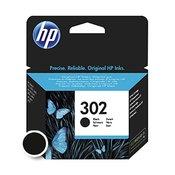 HP kartuša F6U66AE (nr.302), črna