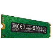 SAMSUNG SSD disk 860 EVO 500GB M.2 SATA3 (MZ-N6E500BW)