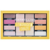 Maybelline New York Lemonade paleta senki za oči