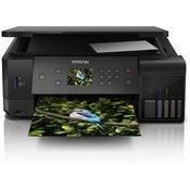 EPSON L7160 EcoTank ITS (5 boja) Photo multifunkcijski uredaj