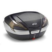 GIVI kovček MAXIA 4 Tech (56 L), črn pokrov