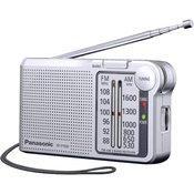 PANASONIC Radio aparat RF-P150DEG-S (Srebrna)  Radio aparat