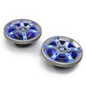 AUNA LED avtomobilski avdio zvočniki CS-LED5 (5), modri