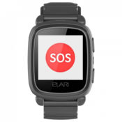 Elari Elari KidPhone 2 GPS uredaj za pracenje Crna