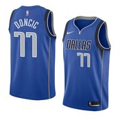Otroški dres Nike Dallas Mavericks Luka Doncic #77 Icon Blue