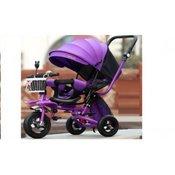 Deciji tricikl playtime ljubicasta model 413 relax