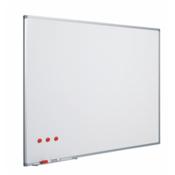 Magnetna ploča piši-briši Basic, 90 x 120 cm, bijela
