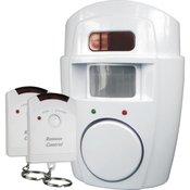 Smartwares Mini alarmni sustav s daljinskim upravljanjem 2x 105 dB Smartwares SC09