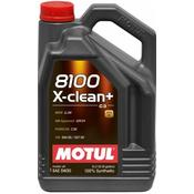 MOTUL olje 8100 X-Clean Plus 5W-30, 5l