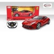 Rastar igracka RC automobil Ferrari F12 1:18