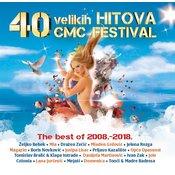 Kupi RAZNI IZVOÐACI : 40 VELIKIH HITOVA - CMC FESTIVAL