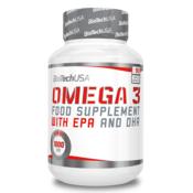 Omega 3 BioTech - 90 kapsula