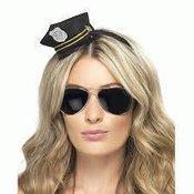 Policijski mini šešir