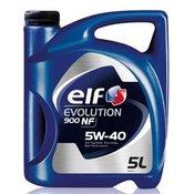 Elf Ulje Evolution 900 NF 5W-40, 5 l