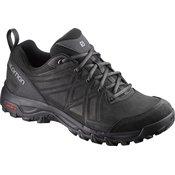 Salomon EVASION 2 LTR, muške cipele za planinarenje, crna