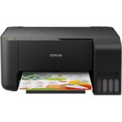 EPSON Multifunkcijski štampac L3150 EcoTank ITS Wireless - PRI04121    Inkjet, Kolor, A4, A5, A6, B5, B6, Crna