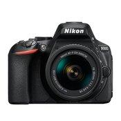 NIKON D-SLR fotoaparat D-5600 + objektiv AF-P 18-55