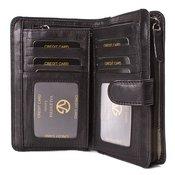 Ženski kožni novcanik VALENTINI Luxury | 306-ST01
