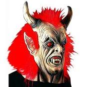 maska parkelj hudič z rogovi 6812J