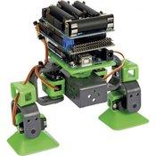 Velleman Robot VR204 ALLBOT® Velleman komplet za sastavljanje s dvije noge, izvedba (komplet za sastavljanje/ugradbeni element): komp