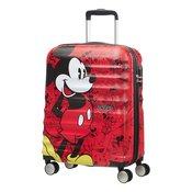 Kabinski kovček Wavebreaker Disney-55 cm-Mickey Comics Red