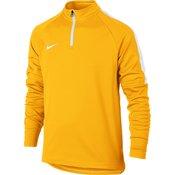 Nike Y Nk Dry Acdmy Dril Top, srajca o.nog, rumena