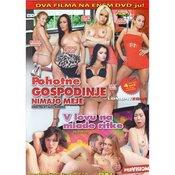 DVD: Pohotne gospodinje nimajo meje + V lovu na mlade ritke