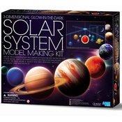 4M 3D Solar System Making Kit 4M05520