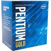 Intel, Intel Pentium Gold G5400, 2x 3.70GHz, 1151 (Coffee Lake), box (BX80684G5400), 12DINT0131