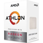 AMD Athlon 240GE procesor z Radeon Vega3 grafiko (YD240GC6FBBOX)