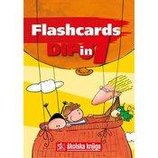 RANO UCENJE ENGLESKOG JEZIKA 1 - flash kartice za 1. razred osnovne škole - Ivana Guljaševic