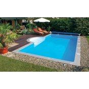 STEINBACH pravokotna folija Eco Pool - popolni komplet, (600x300x150cm)