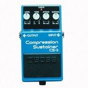 BOSS kitarski efekt CS-3 Compression Sustainer