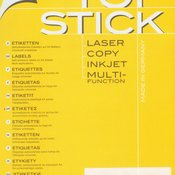 Etikete TOPSTICK 70X42,3 A4/21 1/100