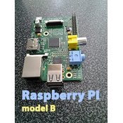 RASPBERRY PI MODEL B+, RS