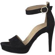 Tamaris ženske sandale,38 crne