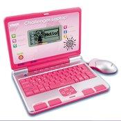 VTech Challenger djecji laptop - rozi (na engleskom jeziku)