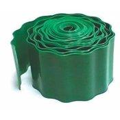 PVC granica za gredice i travnjake, 150mmX9m