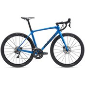 Bicikl TCR Advanced Pro 2 Disc L plava