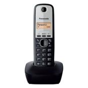 Telefon PANASONIC KX-TG 1911FXG, bežicni, crni sa srebrnom