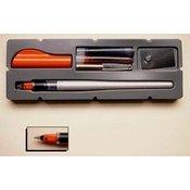 PILOT kaligrafsko pisalo Parallel Pen FP3 Oranžna