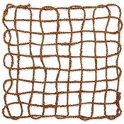 REPTI PLANET dekoracija za terarij Coco mreža, 50x50 cm