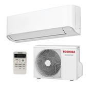 Toshiba klima uredaj 4,2kW RAS-B16J2KVG-E/RAS-16J2AVG-E- Seiya, za 40m2, A++, R32