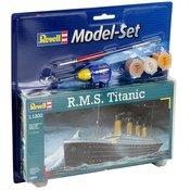 Revell maketa broda sa priborom Model Set Titanic RV65804/5006