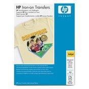 HP nalepke - PRENOS NA TKANINE (C6050A)