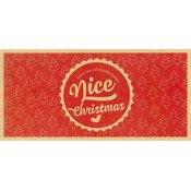 Nice Christmas - poklon bon (od recikliranog papira) - NiceChristmas! - poklon bon